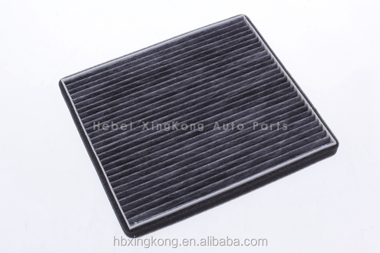 Efficient Air conditional parts Chery E5 air conditioning filter - fiber