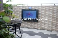 Waterproof LCD Display High Bright Display Outdoor Television Rack Mount