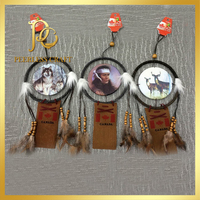 Canada Day Painting Dream Catcher for Dollarama