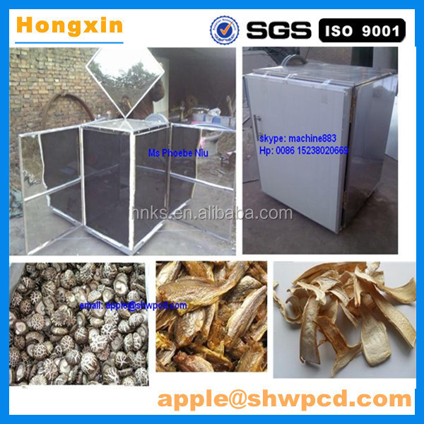 mushroom solar dryer,solar dryer machine, solar drying machine