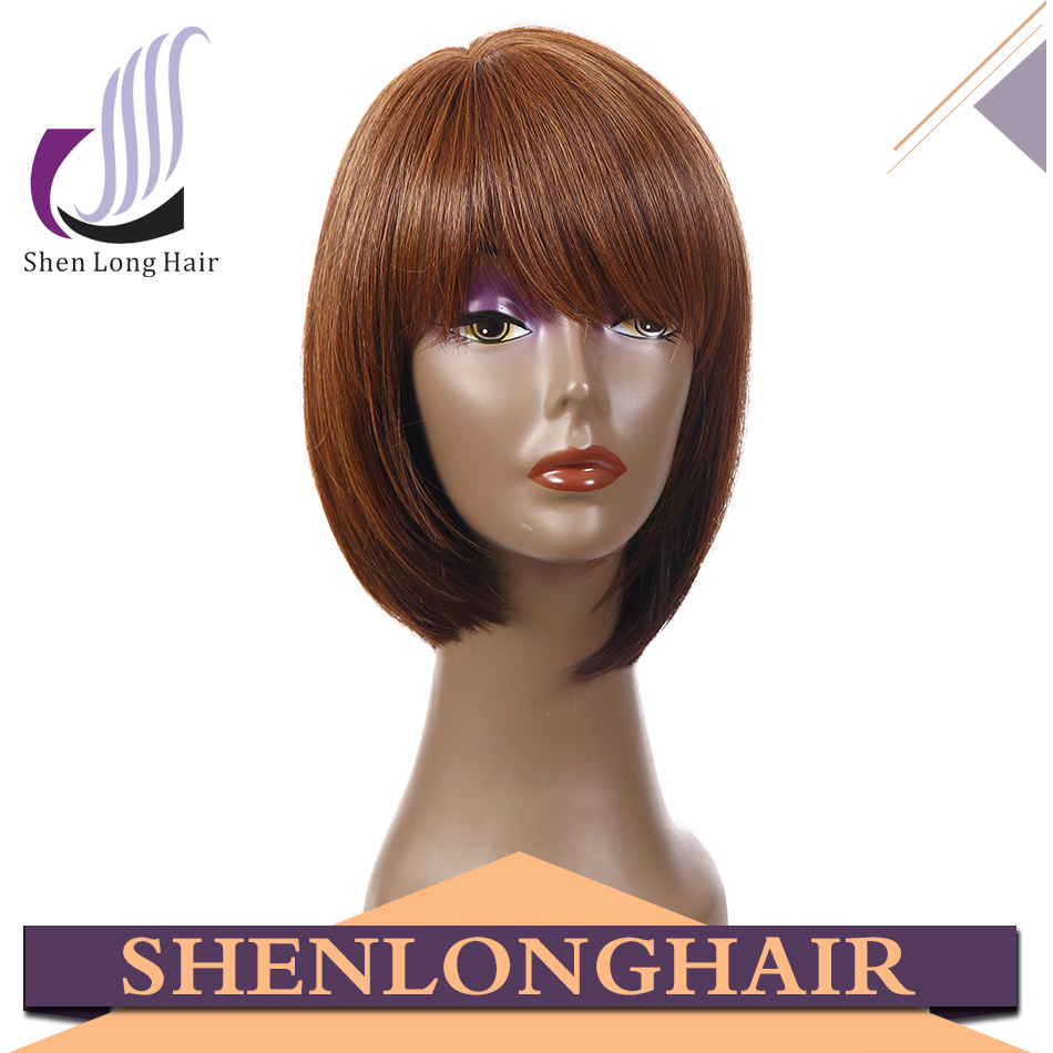 F2315 Synthetic Wig Short Bob Wigs For Black Women Custom Wig