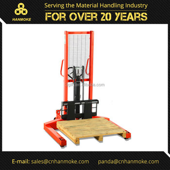 1000kg Foot Pump Used Manual Stacker