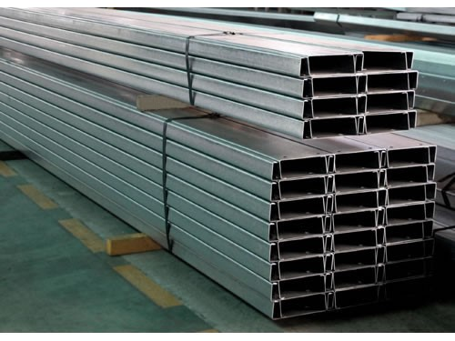 Purlin Spacing Metal Roof Galvanized C Purlins Buy