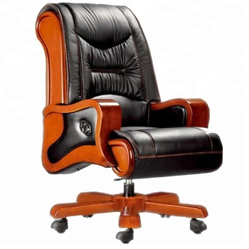 Leather Ceo Office Chair High End
