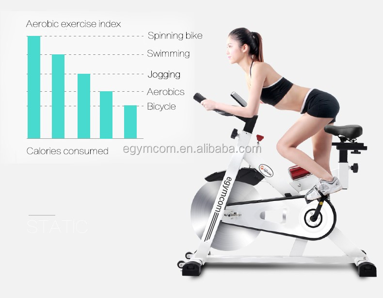 office gym equipment. Body Fit Spinning Bike Exercise Equipment For Home Office Fitness Gym