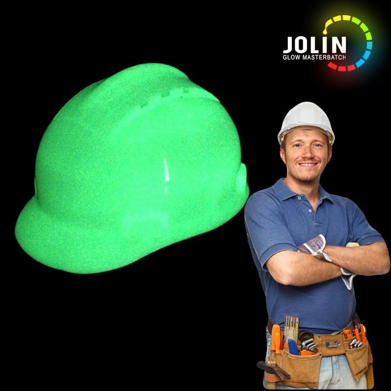 overflow glow in the dark safety earthquake helmet