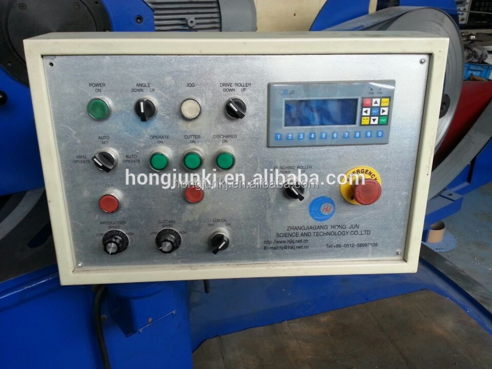 HJTF1602 pipe making machinary, pipe making supplies, pipe making tools