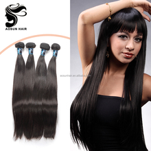 Fashion Cambodian Remy Human Virgin Hair Natural Color Human Hair Extension