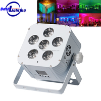 6 SERIES II LED BATTERY RGBAW+UV WIRELESS UPLIGHTS FOR WEDDING DECORATION
