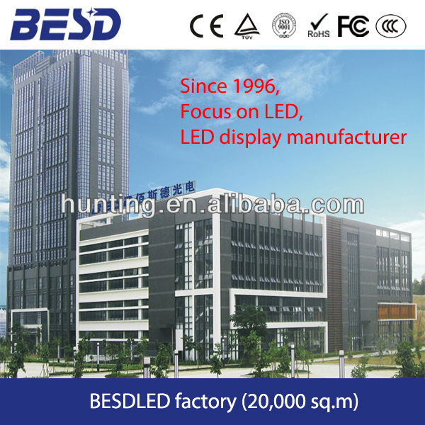 Big Board Advertising P16 Outdoor Led Advertising Screen Price ...
