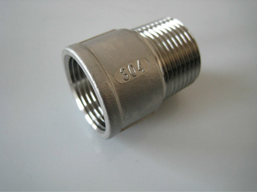 Threaded Union Ss304 Ss316 Stainless Steel Pipe Fitting