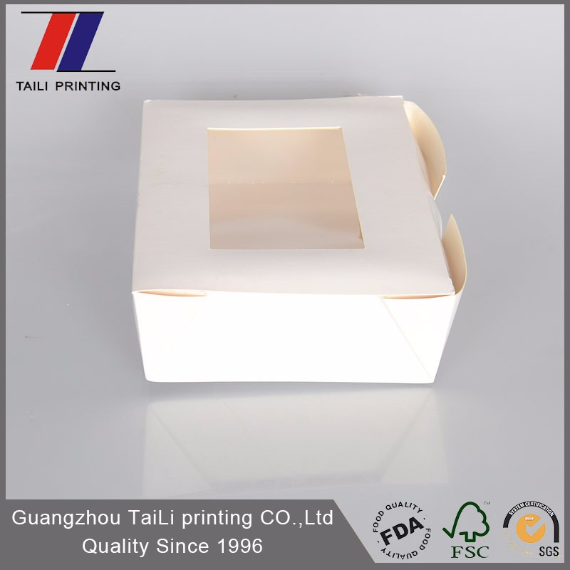 High Quality Take Away Hot Dog Boxes With Window Buy