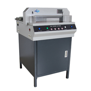 Sigo 450V+ automatic a4 paper cutting making machine.