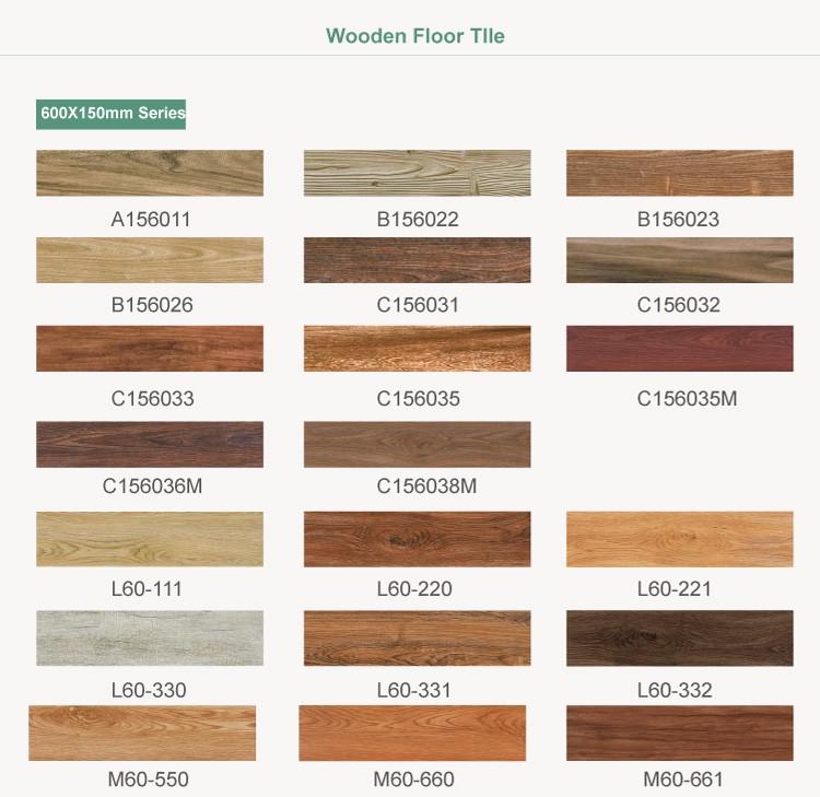 21096t Cheap Tile Flooring Grey Color 3d Technology Inkjet Wood ...