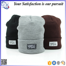 2017 winter beanie handmade mens womens winter knitted wool hat