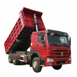 Excellent condition second hand used sinotruck howo 10 wheels 6x4 25 ton sand dump truck for sale