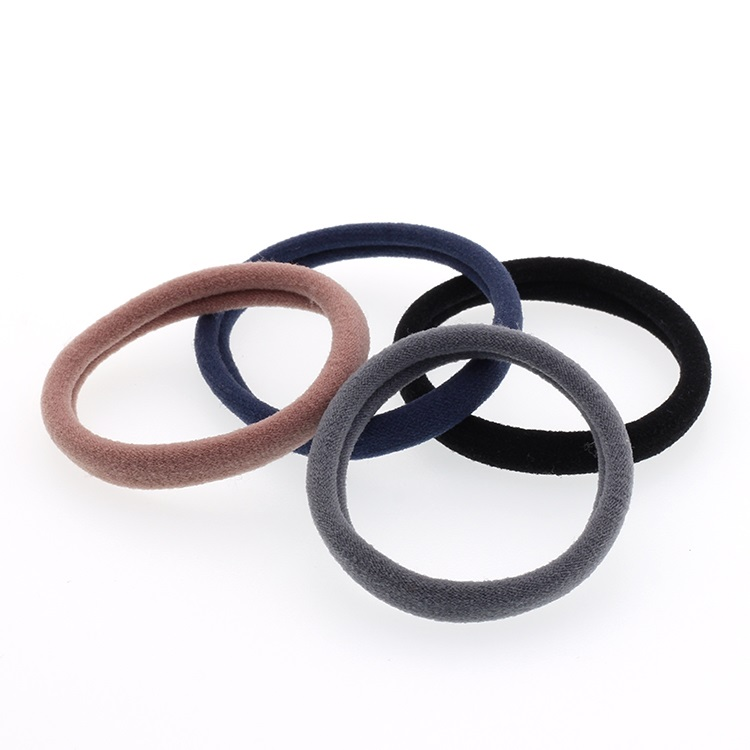 Spring Hair Rubber Band Girls Hair Elastic Band Hair Band Girl