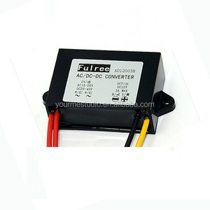 Supply OEM AC 24V To DC 12V 2A Power Voltage Converter