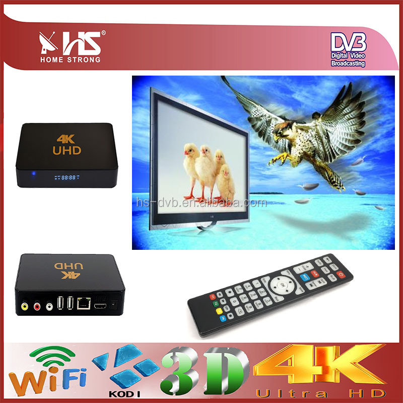 1080p full hd video songs hs8 4k dvb-t2 receiver iptv set top box
