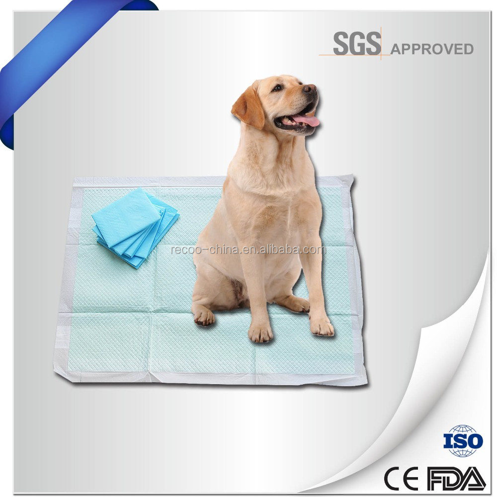 Oem Cheap Soft Waterproof Iso Ce And Fda Proved Dog Pet Training Pads
