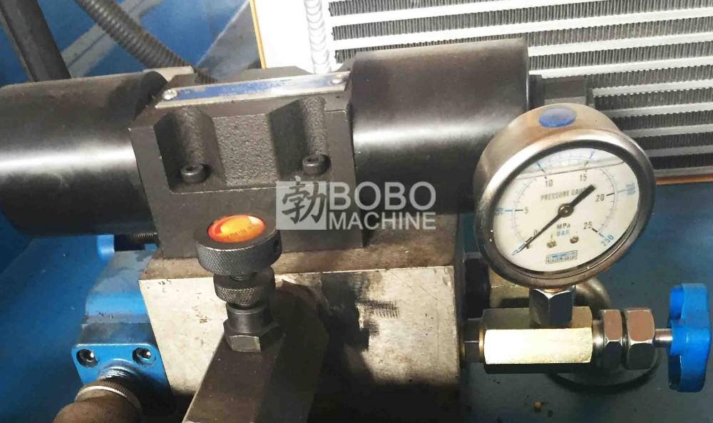 Used Bobo Cnc Dies Steel Bar Pipe Rod Spline Rolling