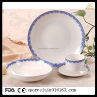 good ceramic dining plate sets