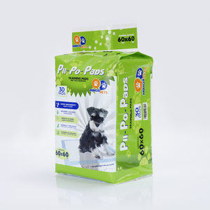 Biodegradable Disposable Puppy Dog Training Pet Toilet Pee Pads