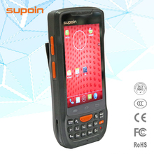 2D Touch screen Android Portable data terminal pda with cradle with 4000mAH battery