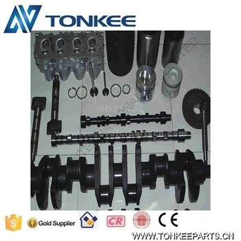 China OEM 3306 Engine crankshaft 3306 crankshaft for Excavator