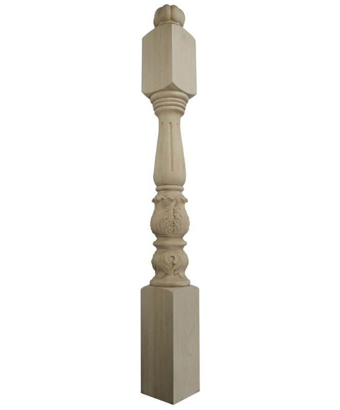 Useful Decorative Solid Wood Round Posts Fence Post Product On Alibaba