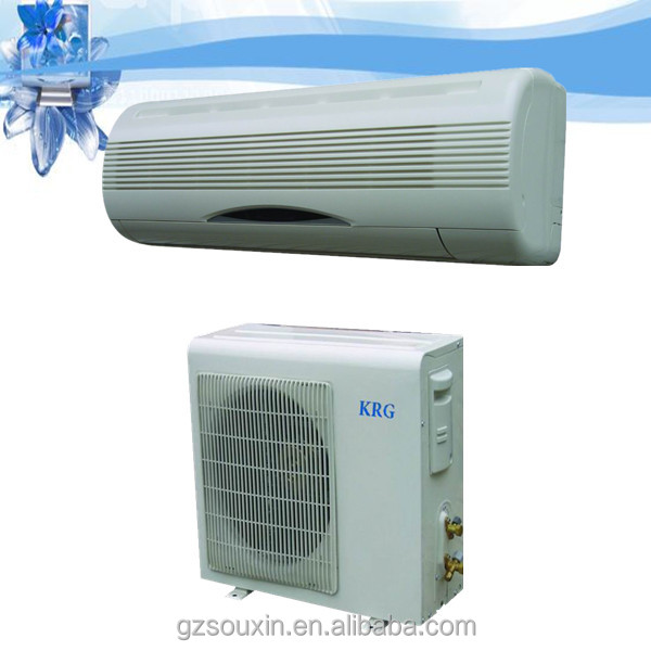 Wall split air conditioner air conditioner parts from for Split type ac