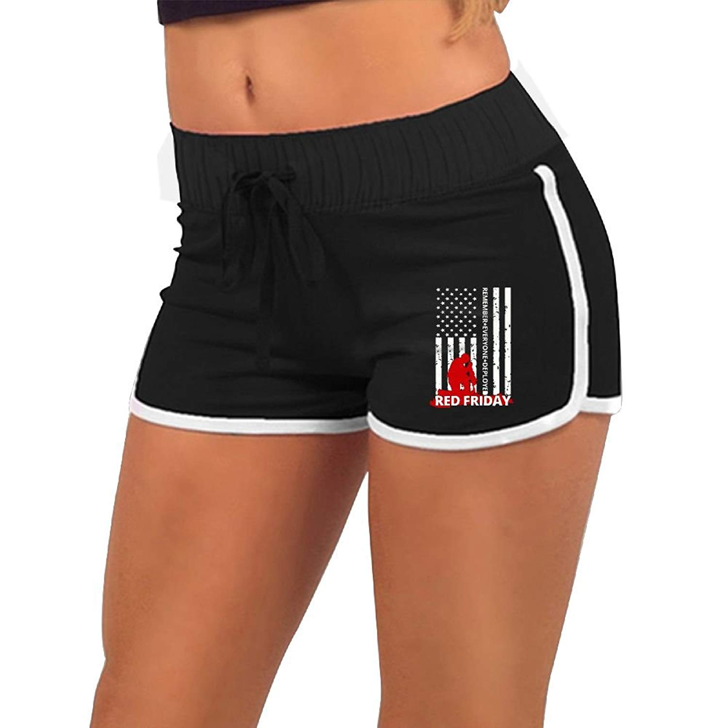 f762236746e Cheap Womens Red Athletic Shorts, find Womens Red Athletic Shorts ...