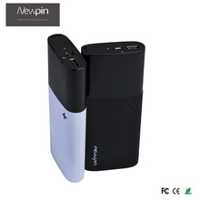 Power Bank 13000mah Portable 26650 power bank External Battery Charger for mobile phone Metal