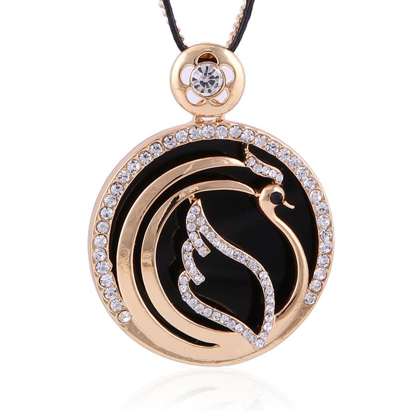 Cheap phoenix bird pendant find phoenix bird pendant deals on line get quotations phoenix pendant necklacebird of wonder necklacerhinestone gold pendant necklace mozeypictures Gallery