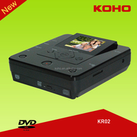 koho kr02 mini pocket vhs to dvd recorder with hard drive writable