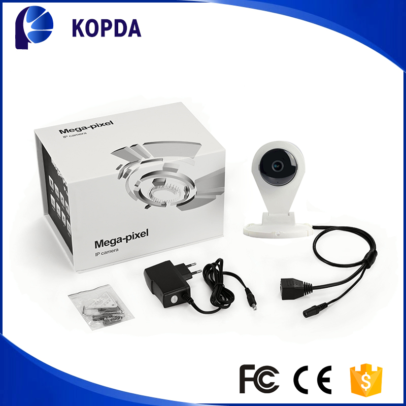 Support email message etc network sd card wifi ip camera