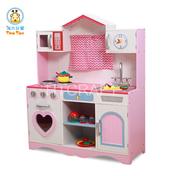 Deluxe Kids Play Kitchen Set With Abs Plastic Accessories Large Role Play Wooden Toy For Girls Buy Kids Play Kitchen Set Funny Kitchen Set Kitchen