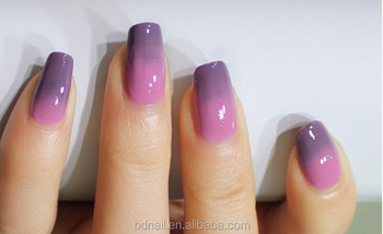 Bd Factory Mood Change Nail Art Gel Polish Color