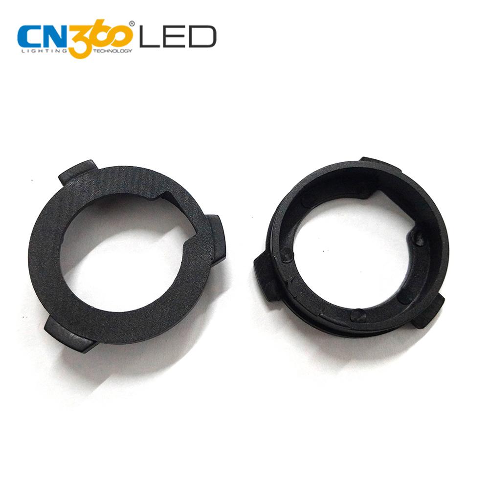 Cn360 H7 Car Led Headlight Bulb Adapter Base For H7 Led Headlight Kit - Buy  Vw H7 Led Adapter,H7 Led Adapter For Volkswagen,H7 Car Led Headlight