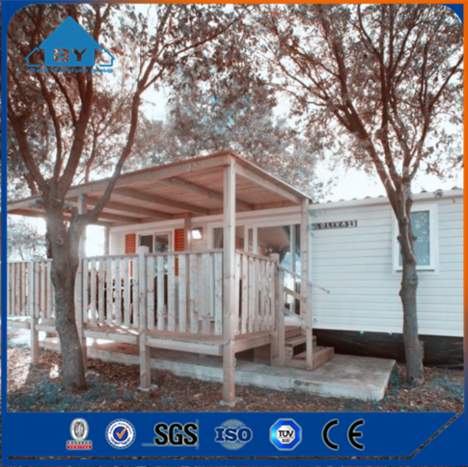 Cheap SIP Prefab House Steel Structure House