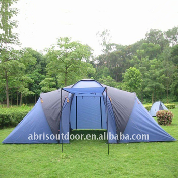 LARGE 8 PERSON FAMILY CAMPING TENT WITH TWO ROOM & Large 8 Person Family Camping Tent With Two Room - Buy Tents ...