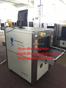 Pinpoint factory 170kg mini x-ray baggage scanner, x ray bags scanner with CE&ISO Certificate for court , hotel , airport
