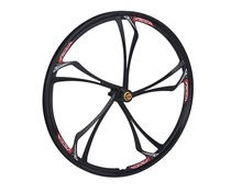 2016 new design 5 spoke bicycle wheel supplied by chinese factory KB-SW-14