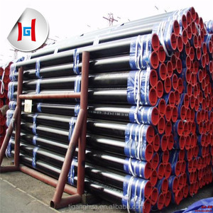 Non-alloy API 5L Hot Rolled Round Polished Seamless Carbon Steel Pipe