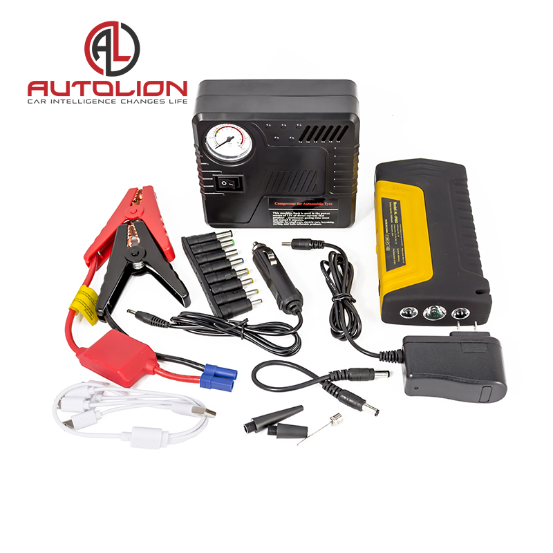 Automotive strong 힘 (high) 저 (quality 카 battery power bank jump starter
