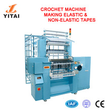 YITAI Industrial Lace Automatic Knitting Crochet Machine