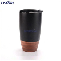 Popular for the market factory supply takeaway coffee cups with lid