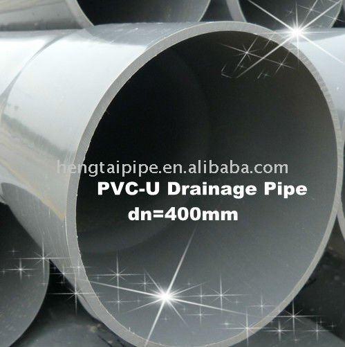 admissible pvc u grand diam tre tuyau de drainage dn 400 mm tuyaux en plastique id de. Black Bedroom Furniture Sets. Home Design Ideas