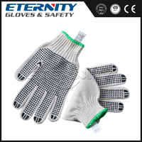 Safety factory for safety gloves cotton worker gloves