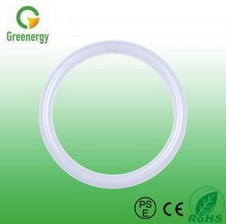 2016 High Quality Epistar Chip g10q T9 Circular LED Tube 10W 950lm PSE LED Round Tube light 3 Years Warranty